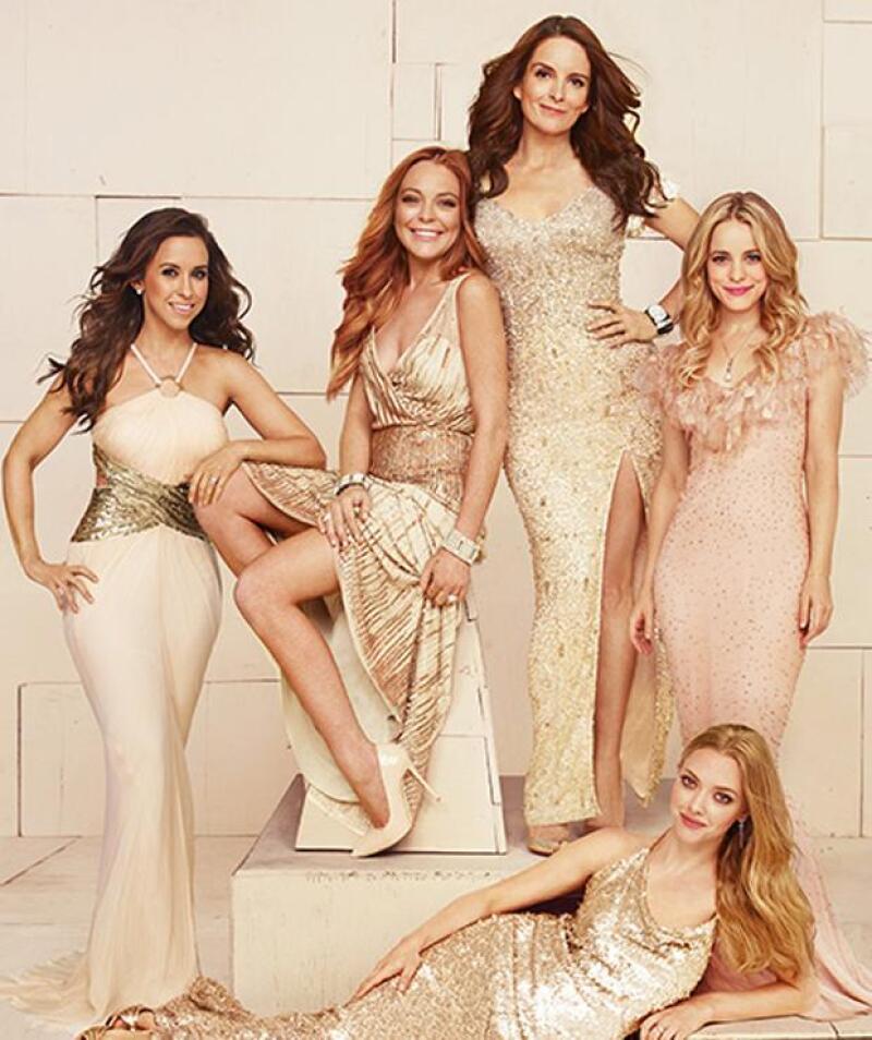 Mean Girls fue uno de los mejores momentos en la carrera de Lindsay Lohan.