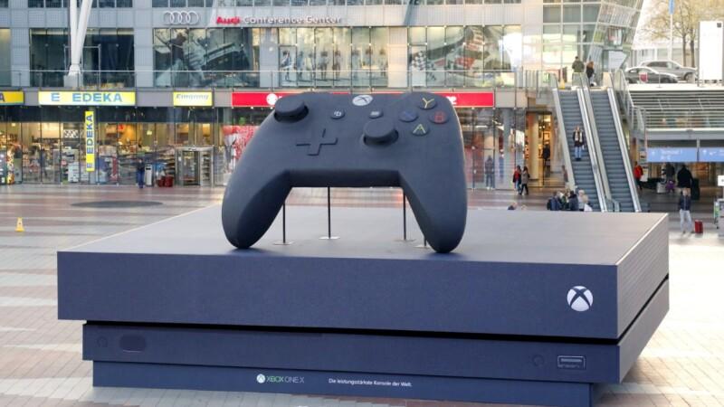 Te decimos lo que debes saber del Xbox One X