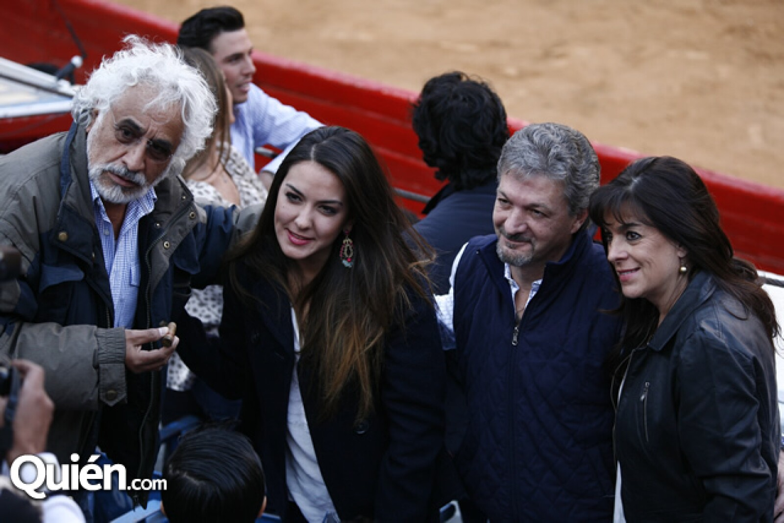 Rafael Inclan,Lola Villegas,Vicente Bandin,Leticia Bandin