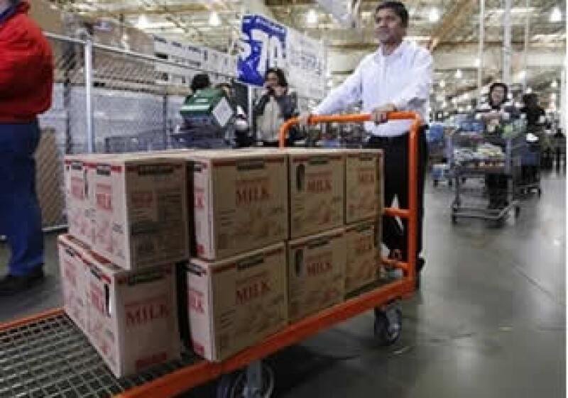 Las ventas de Costo Wholesale subieron 5.5%. (Foto: AP)