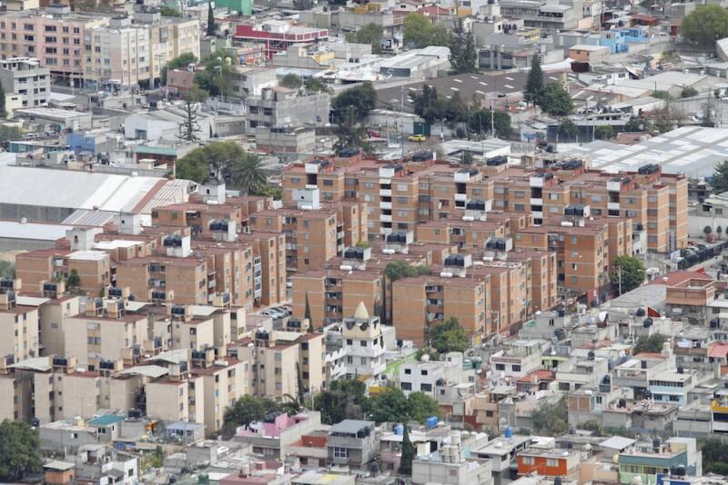 Unidad habitacional Iztapalapa - Iztapalapa