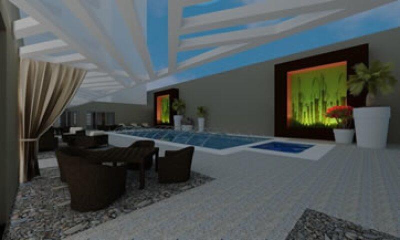 Con una inversión superior a los 100 millones de pesos, Indigo Veracruz-Boca del Río abrió hace unas semanas y cuenta con 106 habitaciones. (Foto: Hoteles Indigo)
