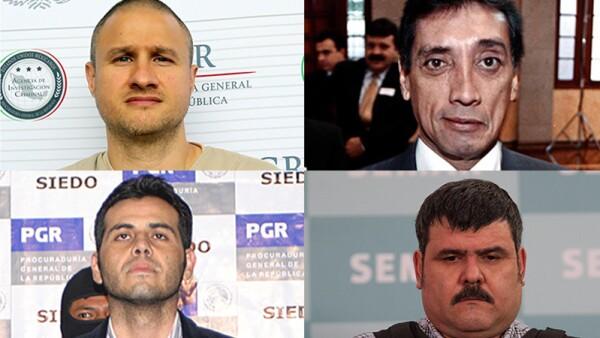'La Barbie', el exgobernador Villanueva, Zambada y 'El Coss', entre los casos similares a 'El Chapo'.