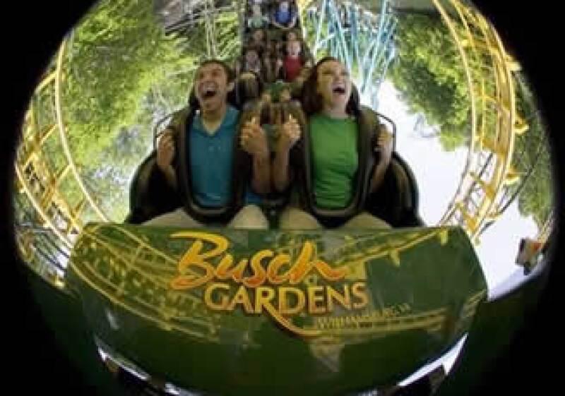 Busch Entertainment se considera el segundo mayor operador de parques temáticos en EU. (Foto: AP)