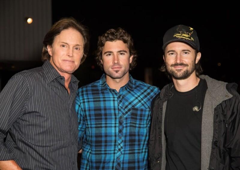 Los hijos de Bruce Jenner parecen ser los únicos beneficiados con el divorcio de su padre y la socialité Kris Jenner.