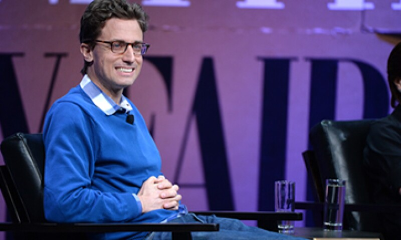 El CEO de BuzzFeed, Jonah Peretti, felicitó a su equipo por alcanzar la meta de 200 millones de visitas únicas. (Foto: Getty Images )