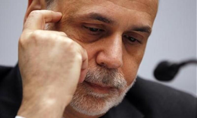 Se espera que Bernanke anuncie una postura sobre un QE3 en la reunión de economistas en Jackson Hole. (Foto: Reuters)