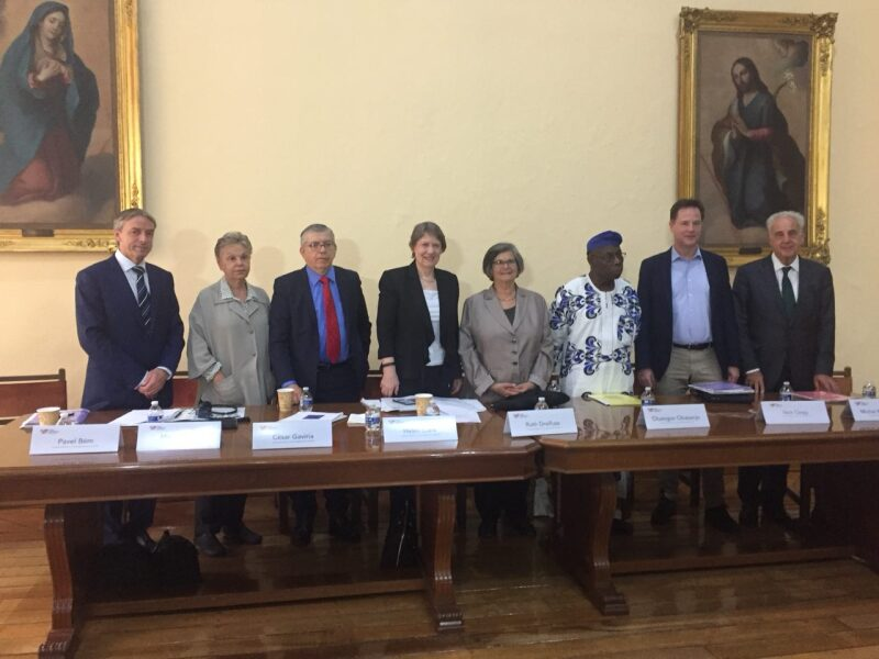 Comisión Global de Política de Drogas