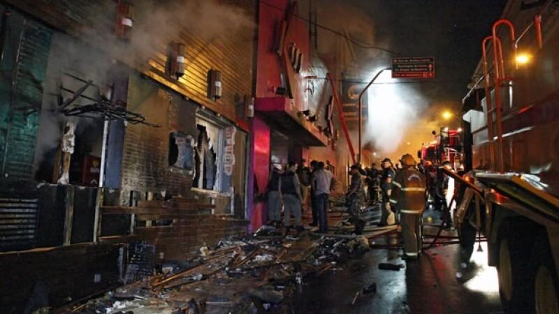 incendio, brasil