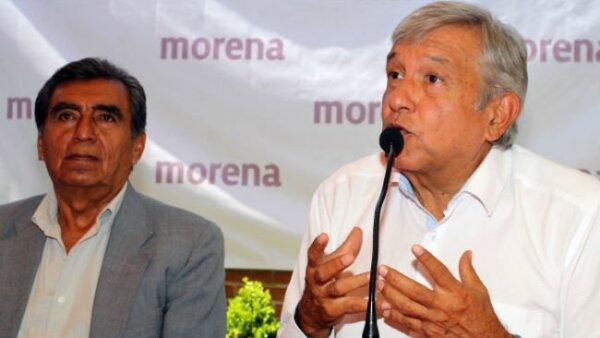El candidato ha sido impulsado por el líder de Morena, Andrés Manuel López Obrador. (Foto: Cortesía/ Equipo de campaña)