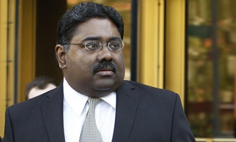 La sentencia de Rajaratnam es el mayor caso de este tipo en un fondo de riesgo en la historia financiera de EU. (Foto: AP)