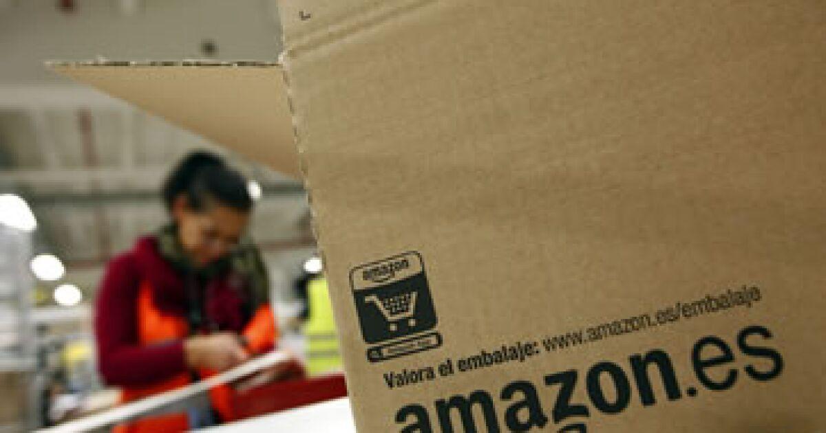 Amazon recibe una multa histórica de 888 millones de dólares en la Unión Europea