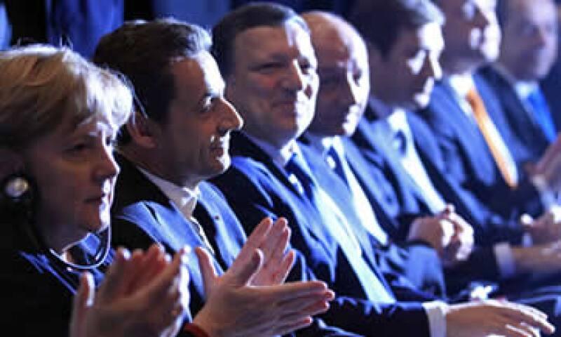 Los líderes de la Unión Europea se reúnen en Marsella para encontrar una solución a la crisis de deuda del bloque. (Foto: Reuters)