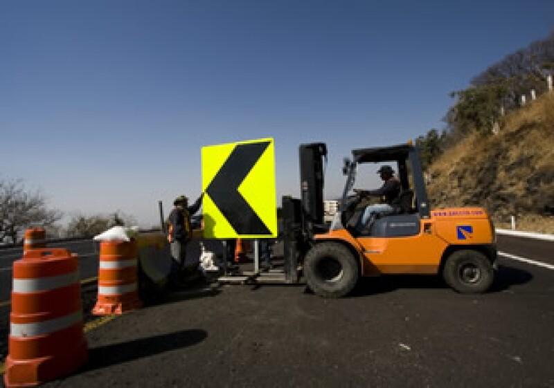 El paquete presupuestario frenará la infraestructura del país. (Foto: Federico Gama)