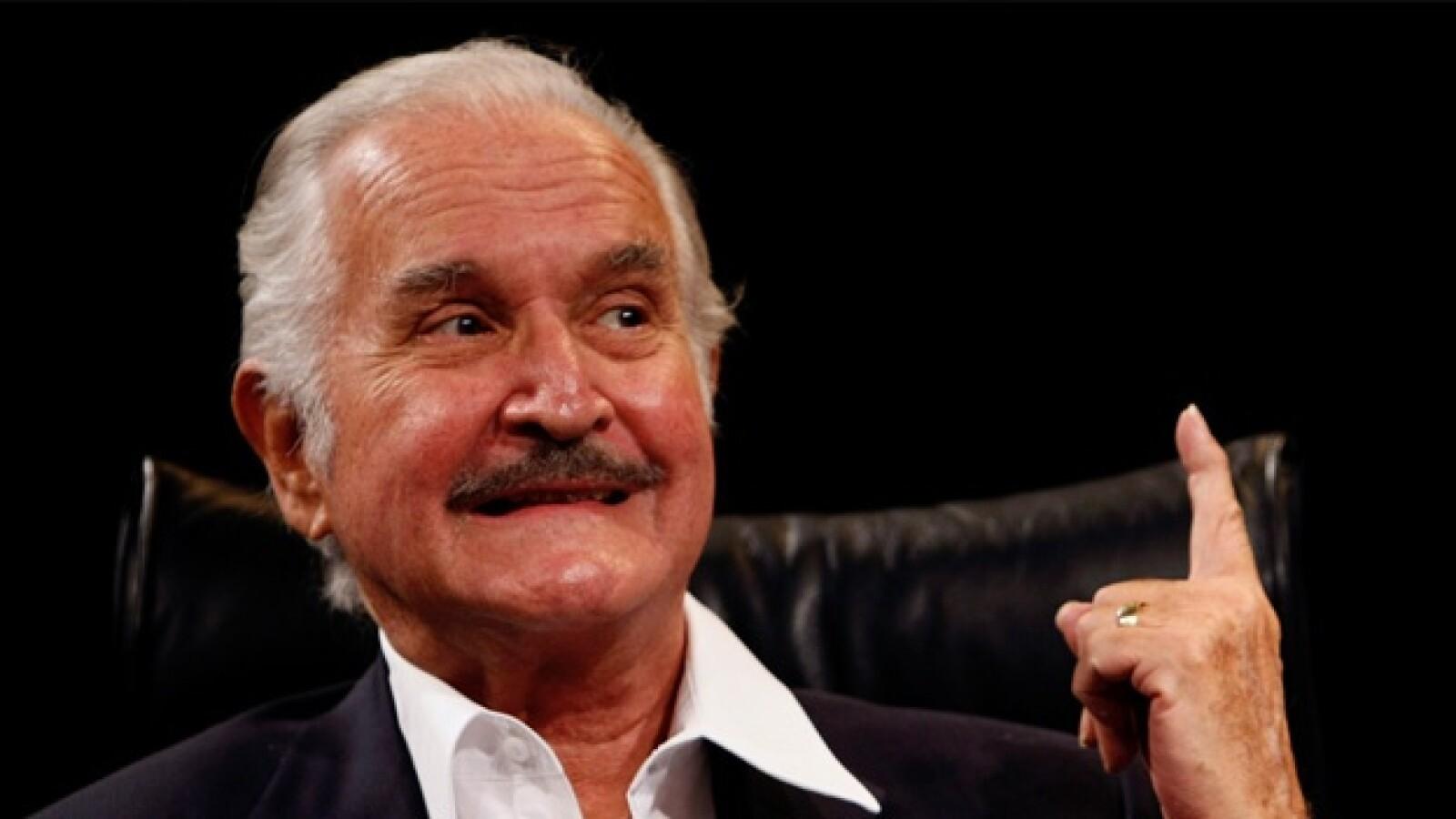 Carlos Fuentes fallece a los 83 años
