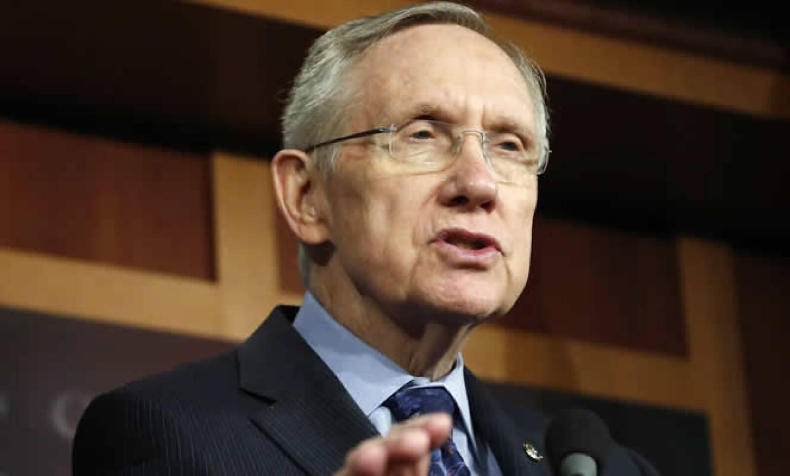 El líder de la mayoría demócrata en el Senado afirma que se han realizado progresos enormes en las negociaciones.
