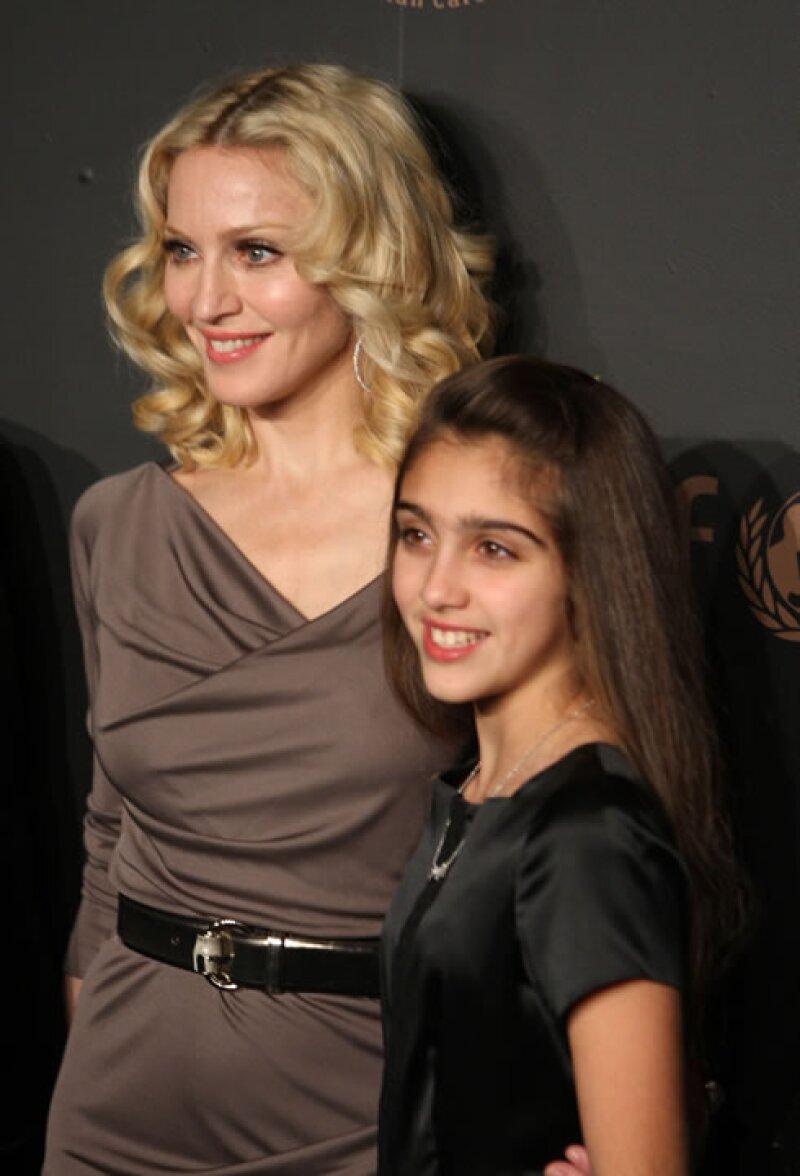 Madonna gastó fuertes cantidades de dinero en tratamientos y productos de belleza para su hija.