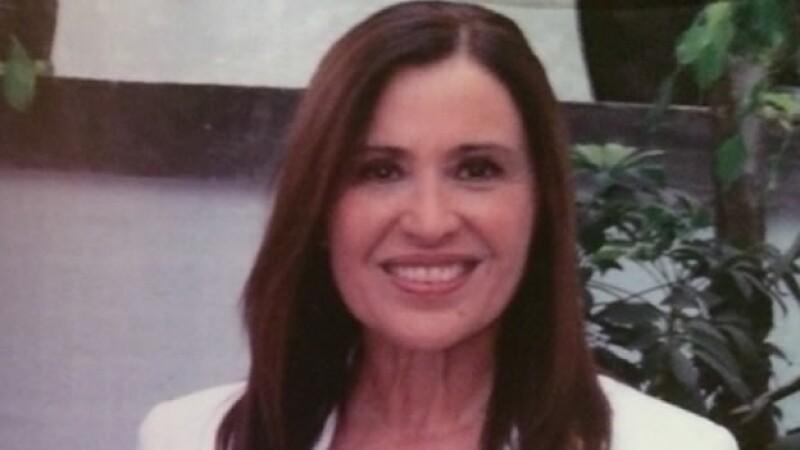 La foto de la campaña de María Rojo como precandidata a la delegación Cuauhtémoc