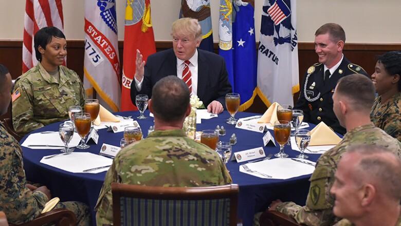 Desayuno militar