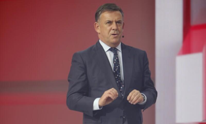 James Muir (foto), quien asumió el cargo en 2009, será sustituido por el jefe de marketing de Volkswagen, Juergen Stackmann. (Foto: AP)