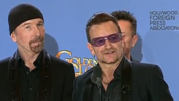U2 dona las ganancias de dos conciertos para los damnificados en México