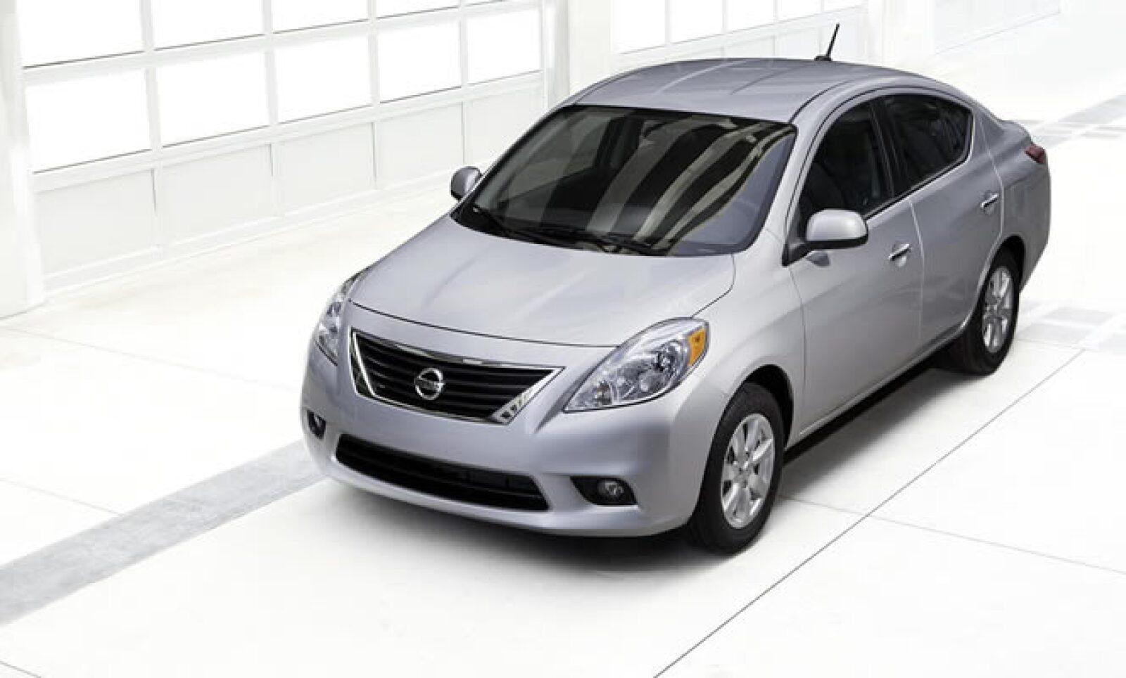 Con un precio de salida de 10,999 dólares, este modelo será fabricado en la planta de la automotriz en Aguascalientes, para exportarse a EU a partir de septiembre.