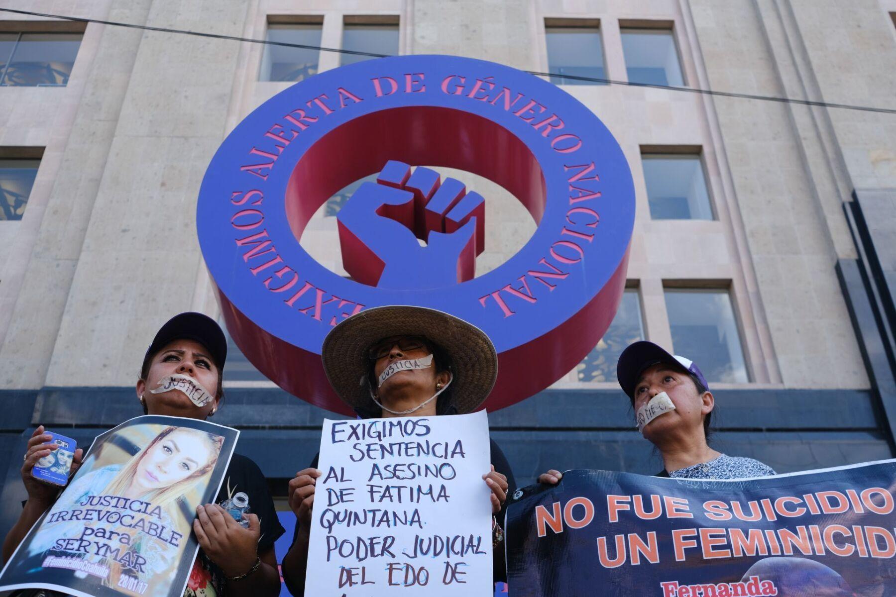 violencia de género y feminicidios