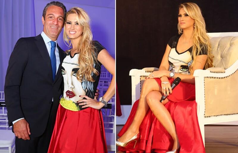 Al parecer la esposa de Carlos Slim Domit tuvo una agenda muy apretada este mes, y es que además de participar como anfitriona en un evento; también dividió su agenda en eventos de moda y altruistas.