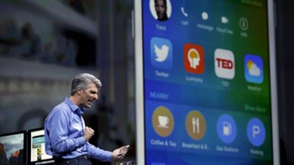 Apple destacó que la App Store ha atendido 100,000 millones de descargas en sus siete años de vida. (Foto: Reuters )