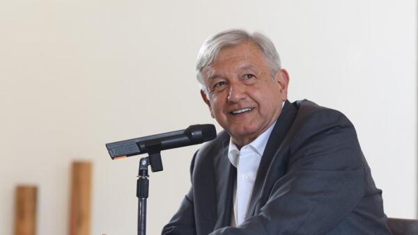 AMLO en Guanajuato y TLCAN