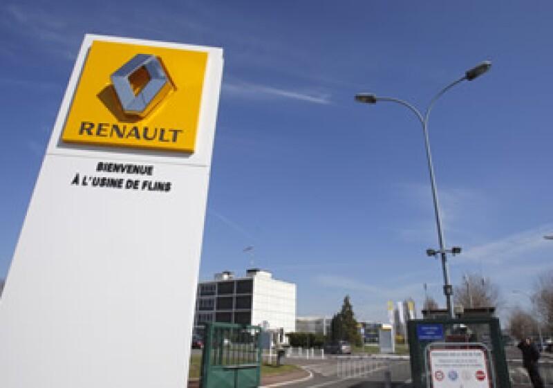 Renault es víctima de una guerra de inteligencia económica, dijo un portavoz del Gobierno francés. (Foto: AP)