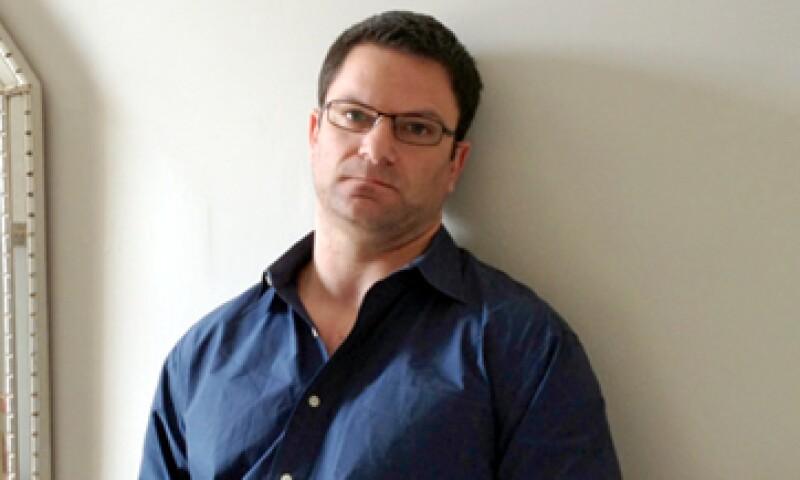 El cocreador de Dark Mail, Ladar Levison, también es el hombre detrás de Lavabit. (Foto: Tomada de CNNMoney)
