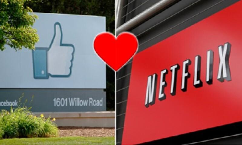 Netflix y otras compañías pueden compartir el historial de streaming de vídeo de los usuarios en sitios como Facebook si dan su consentimiento. (Foto: Tomada de CNNMoney.com)