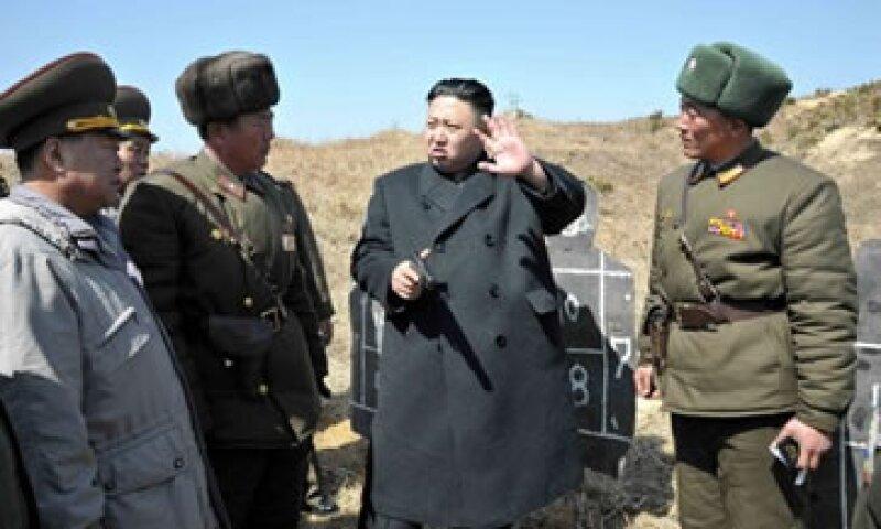 Expertos afirman que Corea del Norte es una amenaza mínima para la seguridad internacional.  (Foto: Reuters)