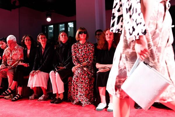 Calvin Klein show, Spring Summer 2019, New York Fashion Week, USA - 11 Sep 2018