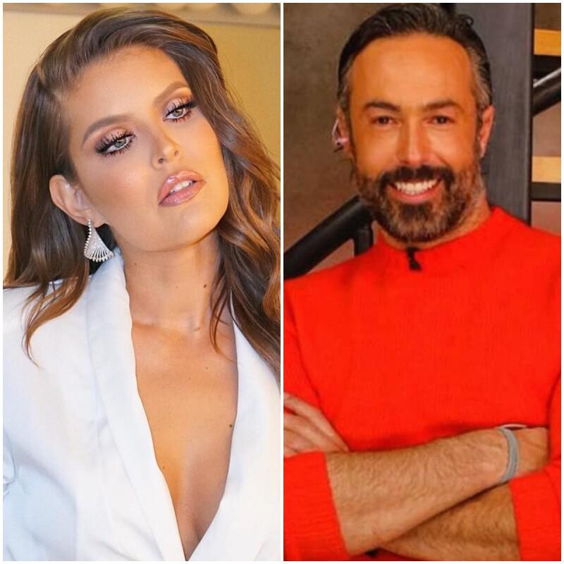 Vanessa Claudio y Carlos Arenas