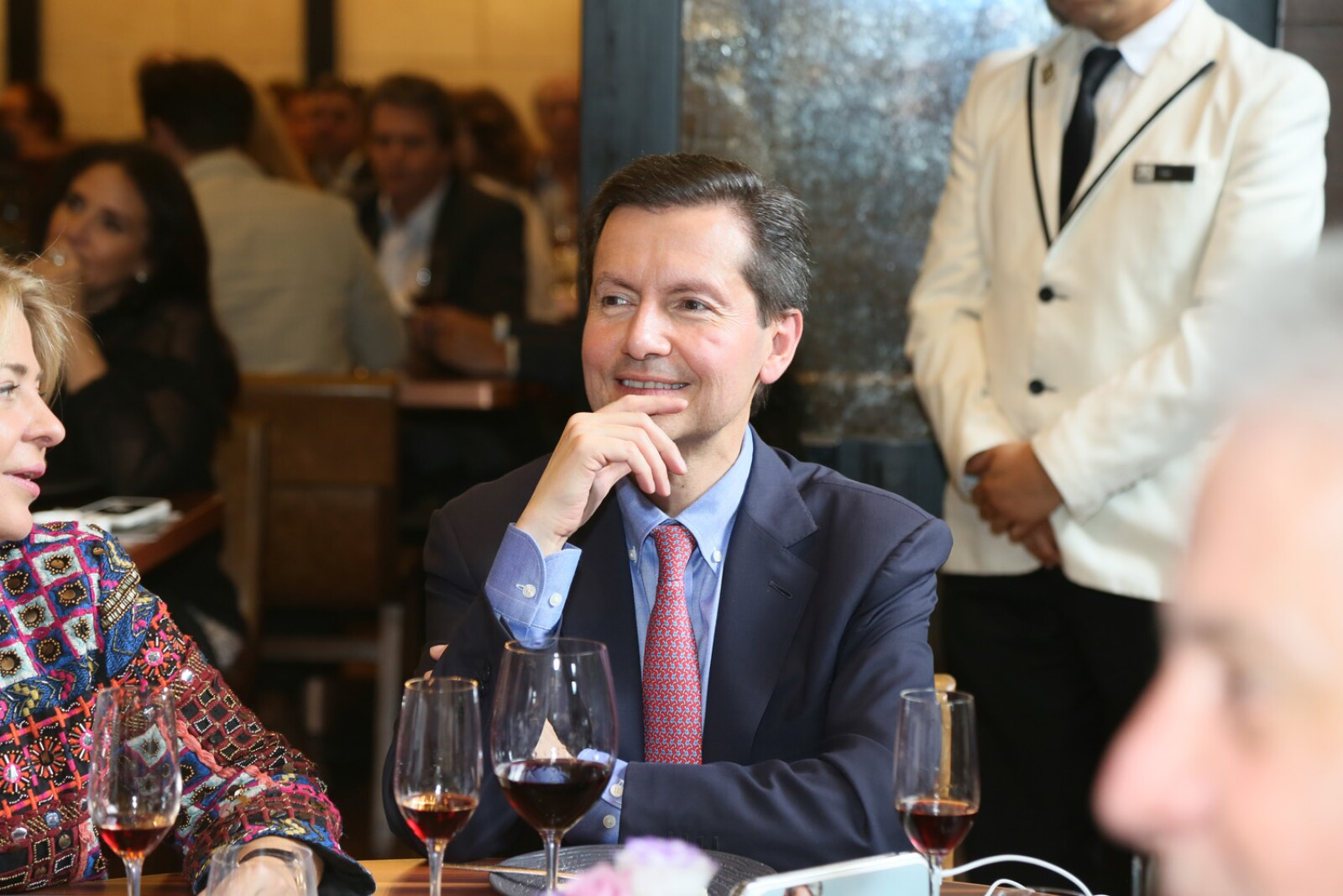 Comida Maridaje, Alfredo Di Roma