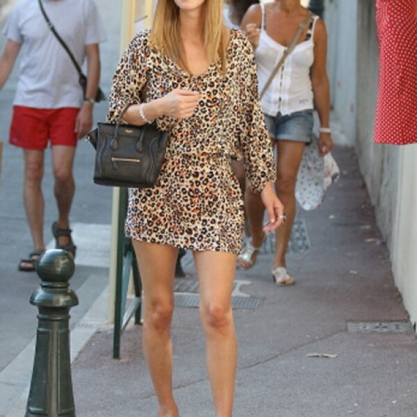 Nicky Hilton no se resistió a la Céline petite.
