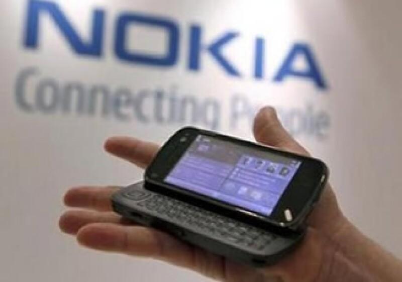 Nokia e Intel buscan arrebatar el dominio del mercado celular. (Foto: Reuters)
