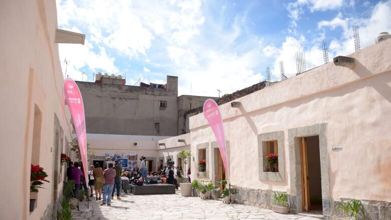 Ahora es el Centro Cultural Manzanares 25