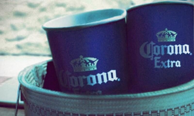 La cerveza corona está presente en 180 países. (Foto: Tomada de Facebook.com/Coronamexico)