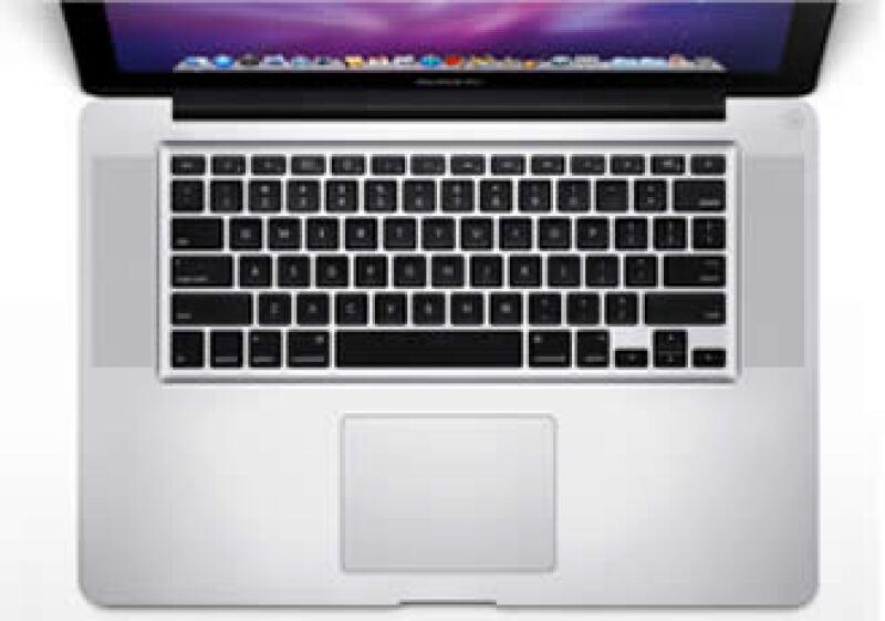 Las nuevas MacBook Pro que comenzaron a distribuirse el 24 de febrero. (Foto: Cortesía Apple)