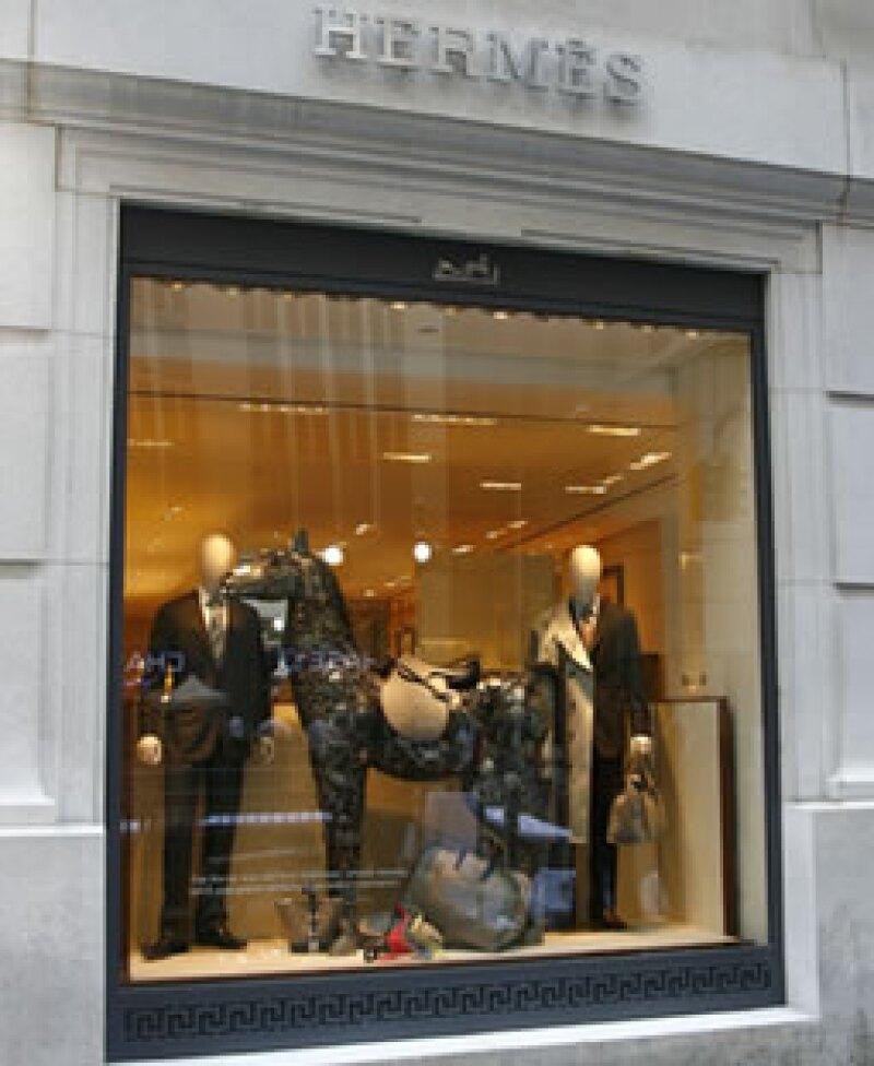 Hermès se fundó en 1837, en París. (Foto: AP)