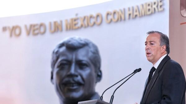 El México de Colosio y de Meade