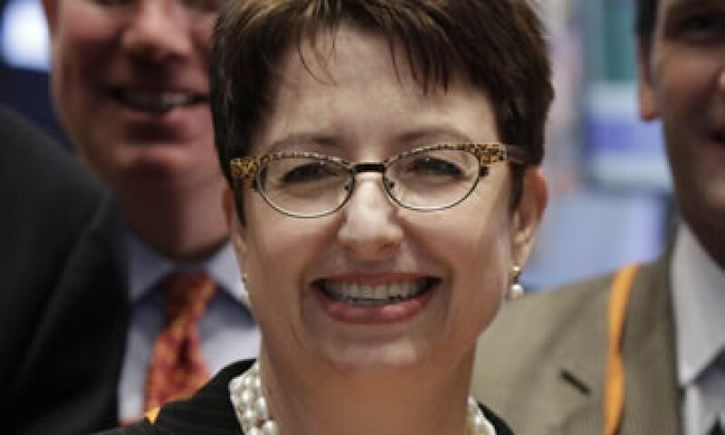 Carol Tomé se rehusa a emitir deuda corporativa aún con tasas de interés muy bajas.  (Foto: AP)
