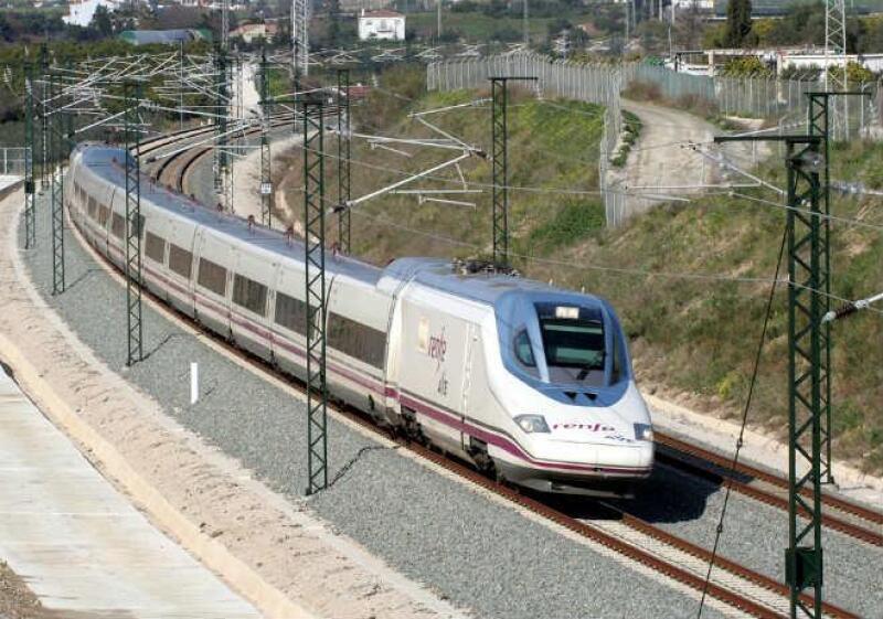 Tren pasajeros