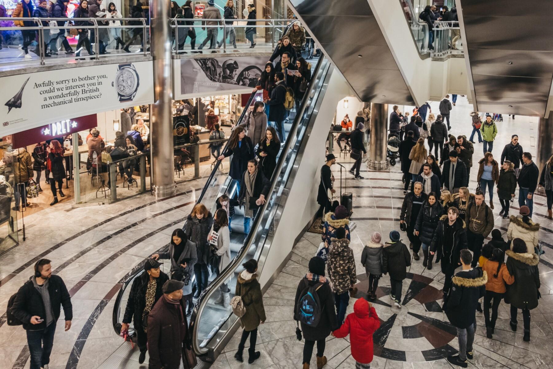 Confianza del consumidor septiembre