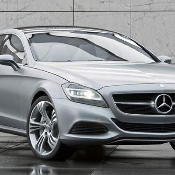 El Mercedes Benz Shooting Break contará con un motor V6 de 3.5 litros que será capaz de llegar hasta los 306 caballos y ofrecer un par motor de 370 Nm.