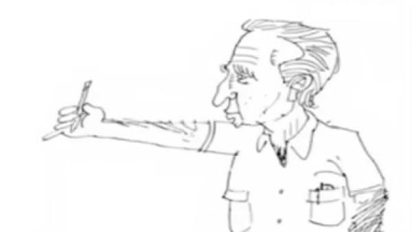 Murió 'Rius', el caricaturista mexicano considerado formador de conciencias