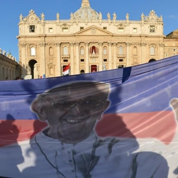 Francisco_misa de entronizacion, Vaticano, Roma, San Pedro, Papa